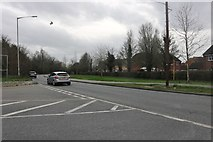 TQ5980 : South Road, South Ockendon by David Howard