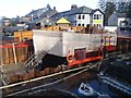 NY4724 : Building the new Pooley Bridge by Michael Earnshaw