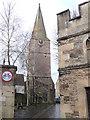 ST9387 : St Paul's Steeple, Malmesbury by Eirian Evans