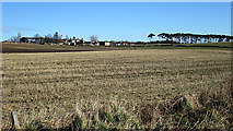 NJ1263 : Kirkhill Farm by Anne Burgess