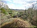 TQ6835 : A distant view of Scotney Castle by Marathon