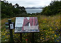 NT1582 : Heritage View Point along the Fife Coastal Path by Mat Fascione