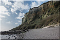 SY2389 : White Cliff by Ian Capper