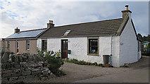 NJ1362 : Kirkton Cottages by Anne Burgess