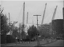 TQ3980 : The O2 Arena by Eirian Evans