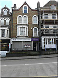 TQ7567 : Stephens & Son Solicitors, 39-41, Railway Street, Chatham by John Baker