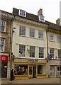 TF0307 : 14 High Street, Stamford by Alan Murray-Rust