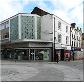 TQ7567 : Bonmarché, 147, High Street, Chatham by John Baker