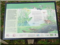 TL0102 : Wildlife Information Board at Bovingdon Green by David Hillas