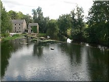 S4943 : Mullin's Mill from Kells Bridge by Eirian Evans