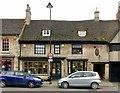 TF0307 : 31 Broad Street, Stamford by Alan Murray-Rust