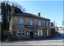 SE1421 : The Junction Inn, Brighouse by JThomas