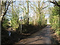 TQ5641 : Stockland Green Road, near Southborough by Malc McDonald