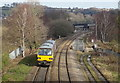 SE1720 : Railway towards Mirfield by JThomas