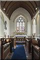 TF0811 : Chancel, St Thomas à Becket church, Greatford by Julian P Guffogg