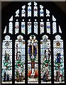 SE1942 : St Oswald's Church, Guiseley by Ian S