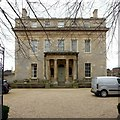 TF0207 : Barn Hill House, Stamford by Alan Murray-Rust