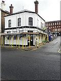 TQ7567 : The Britannia, 376, High Street, Rochester by John Baker