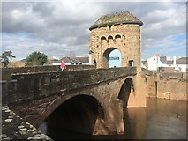 SO5012 : Monnow Bridge by Graham Hogg