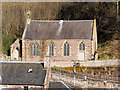 NS8842 : New Lanark Church by David Dixon
