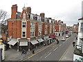 TQ3688 : St. James's Street, Walthamstow by Malc McDonald