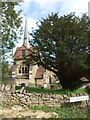 ST8474 : The former St John's church in Ford by Neil Owen