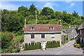 SY9682 : Corfe Castle by Wayland Smith