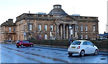 NS3321 : Wellington Square, Ayr, South Ayrshire by Mark S