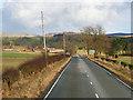 NT0638 : A72 crossing Biggar Moss by David Dixon