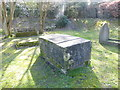 TQ2272 : The grave of J Bruce Ismay at Putney Vale Cemetery by Marathon