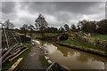 SJ9553 : Collapsed / Demolished  Bridge No.37, Caldon Canal by Brian Deegan