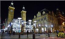 TQ3381 : Liverpool Street railway station by Thomas Nugent