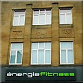 NS3975 : Building detail, énergie fitness by Richard Sutcliffe