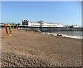 TQ3103 : Brighton Pier - March 2020 by Paul Gillett