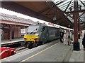 SP0786 : A Chiltern 'Silver' train has arrived at Birmingham Moor Street by Robin Stott