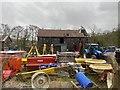 SO2972 : Storage depot by Alan Hughes