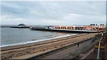 TM1714 : Clacton-on-Sea: Clacton Pier (4) by Nigel Cox