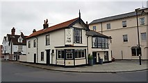 TM2532 : Harwich: The Pier, formerly The Angel public house by Nigel Cox