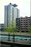 TQ3282 : Golden Lane Estate, 1966 by Alan Murray-Rust
