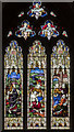 TF0544 : Gould window, St Botolph's church, Quarrington by Julian P Guffogg