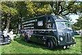 TF0422 : Racing car transporter by Bob Harvey