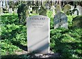 TG2408 : The grave of John William Thimbleby by Evelyn Simak