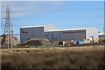 NJ9401 : Balmoral Subsea Test Centre by Anne Burgess