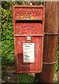 SX9068 : Postbox, Daccombe by Derek Harper