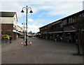 ST4788 : Pedestrianised part of Newport Road, Caldicot by Jaggery