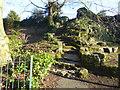 TQ4577 : Steps in Rockliffe Gardens by Marathon