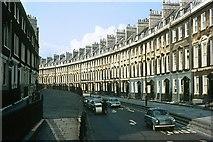 ST7565 : The Paragon, Bath, 1966 by Alan Murray-Rust