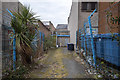 J5081 : Rear entrance, Bangor by Rossographer