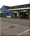 ST3090 : Domino's Pizza and Subway, Malpas, Newport by Jaggery
