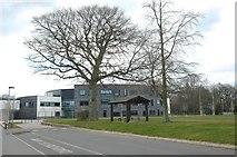 SJ7886 : St Ambrose College, Hale Barns by Anthony O'Neil